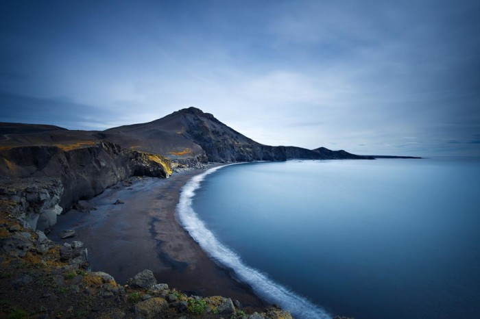 Потрясающие природные пейзажи на снимках Джерома Бербигьера (Jerome Berbigier).