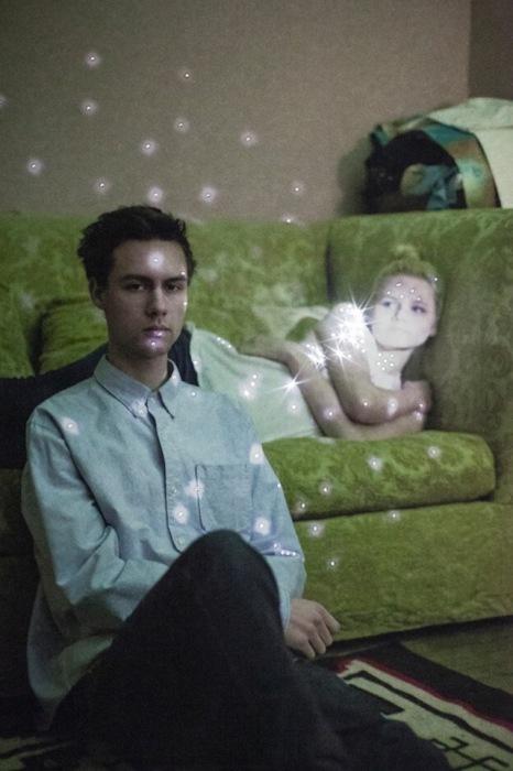 Лица и звезды в фото-проекте Молли Строл (Molly Strohl).