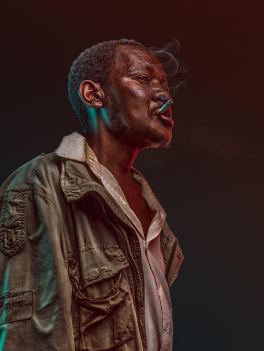 Выразительные портреты от Osborne Macharia.