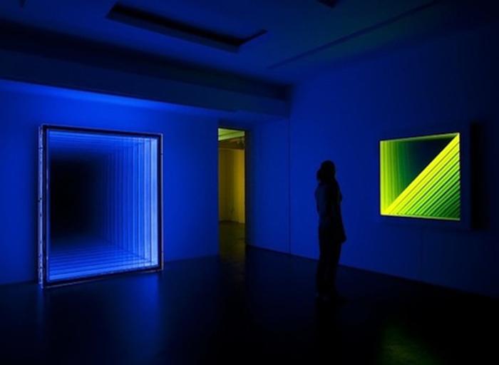 Удивительная коллекция световых инсталляций от Чул Хён Ан (Chul Hyun Ahn).