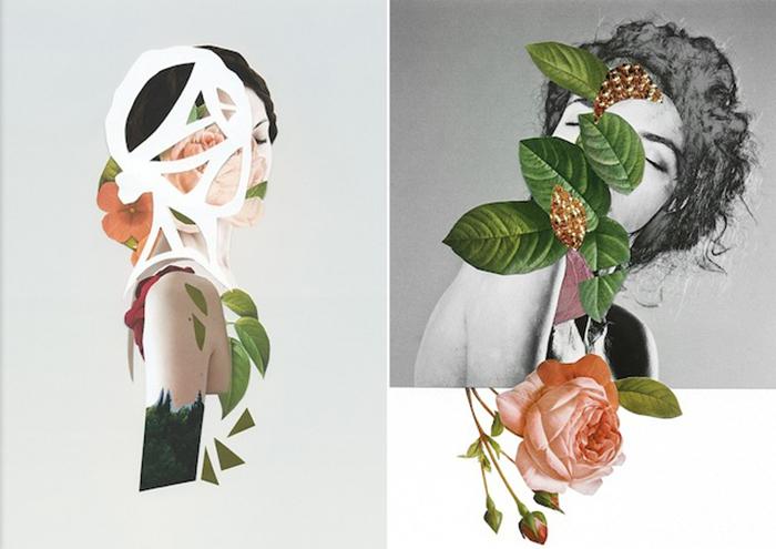 Потрясающий арт-проект от испанской художницы.