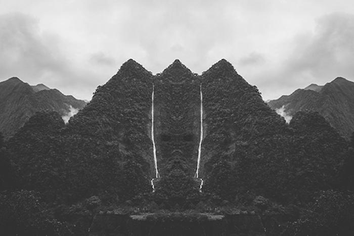 Черно-белые пейзажи от Мэтью Пиранда (Mathieu Piranda).