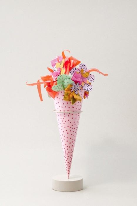 Бумажные сладости от The Studio Fludd.