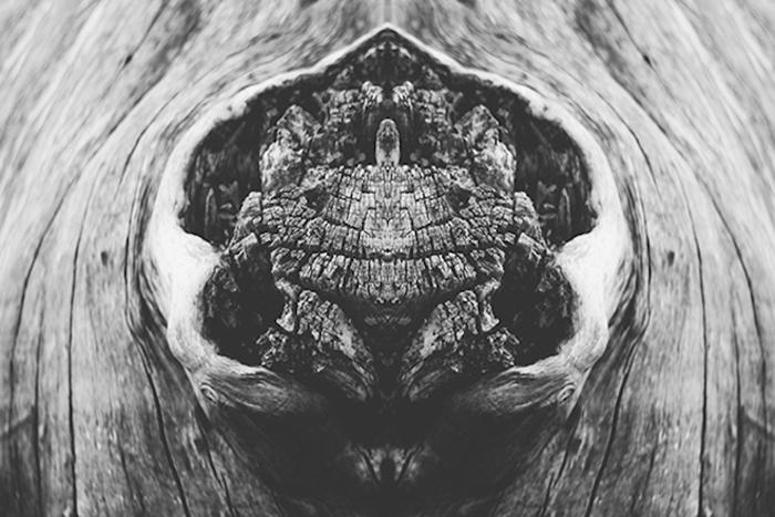 Симметрия в работах Мэтью Пиранда (Mathieu Piranda).