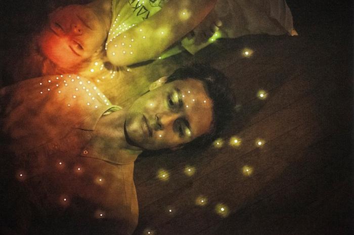 Концептуальный фото-проект от Молли Строл (Molly Strohl).