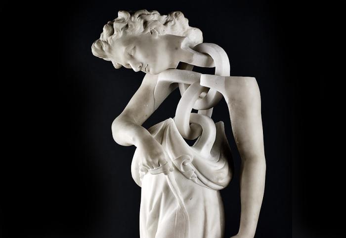 Сюрреалистические скульптуры от Джонатана Оуэна (Jonathan Owen).