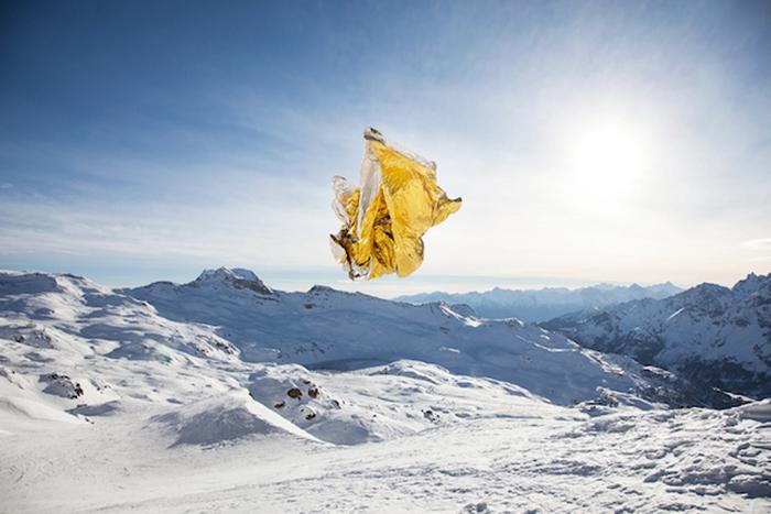 «Ветряные скульптуры» - необычный фото-проект от Giuseppe Lo Schiavo.