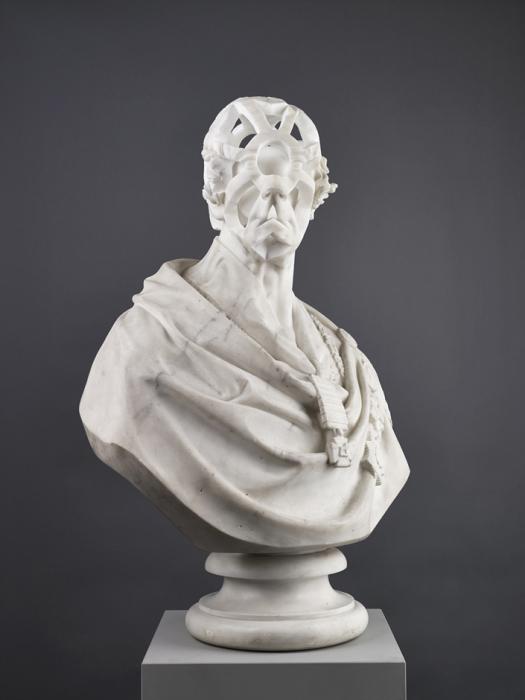 Новый облик классических скульптур от Джонатана Оуэна (Jonathan Owen).