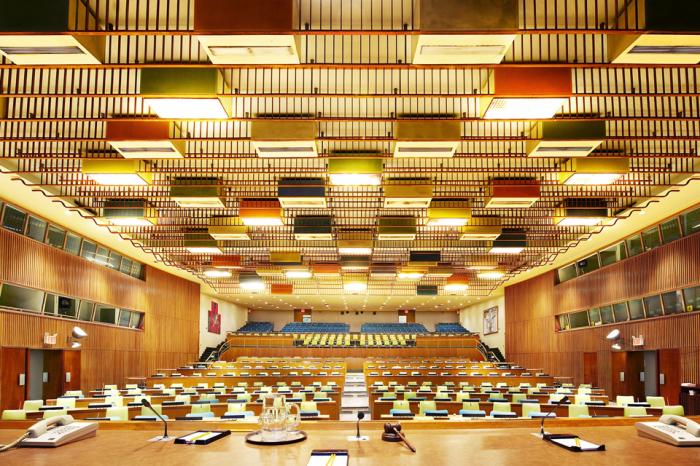 Совет по опеке ООН, Нью-Йорк. Фото Luca Zanier.