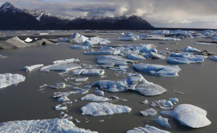Холодные реки Юкона на фотографиях Боба Стронга (Bob Strong).