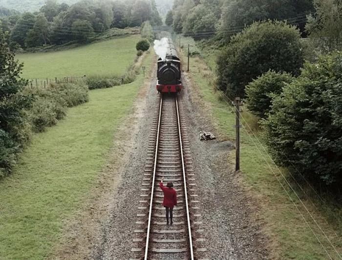 Провокационные снимки от британского фотографа Дэвида Стьюарда (David Stewart).