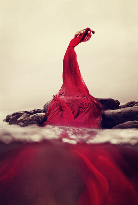 Потрясающие работы бывшей балерины Kylli Sparre.