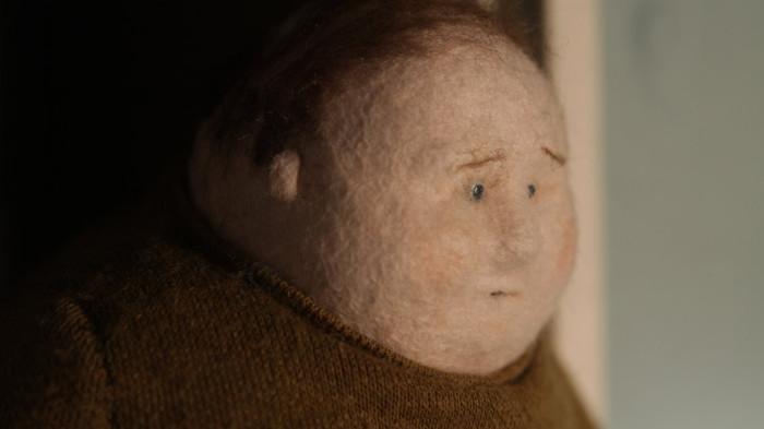 Шерстяные куклы в работах Эммы Де Свэйф (Emma De Swaef) и Марка Джеймса Роулса (Marc James Roels).