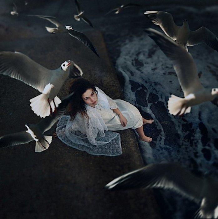 Невероятно чувственные фото от Джулио Музаро (Giulio Musardo).