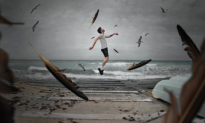 Трогательные работы от молодого итальянского фотографа Джулио Музаро (Giulio Musardo).