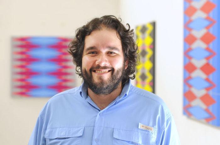 Пабло Грисс (Pablo Griss) - автор ярких геометрических иллюстраций.