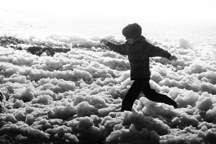 Серия таинственных фотографий от Николаса Бувье (Nicolas Bouvier).