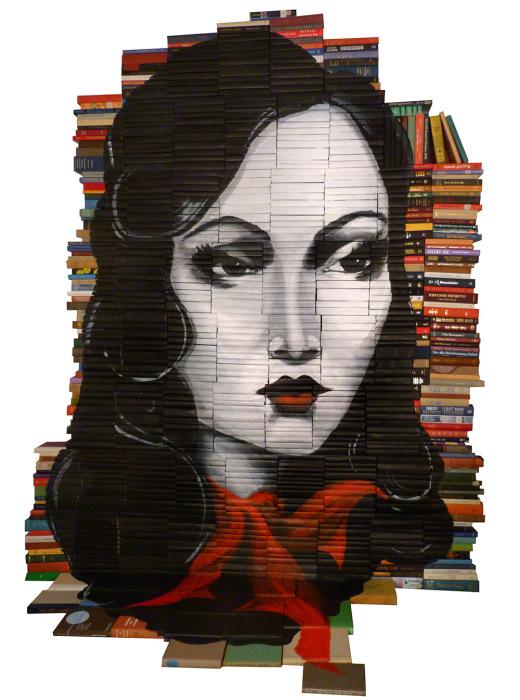 Изысканный женский портрет от Майка Стилки (Mike Stilkey).