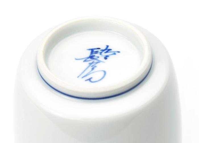 Современные керамические изделия от компании Kutani Choemon.