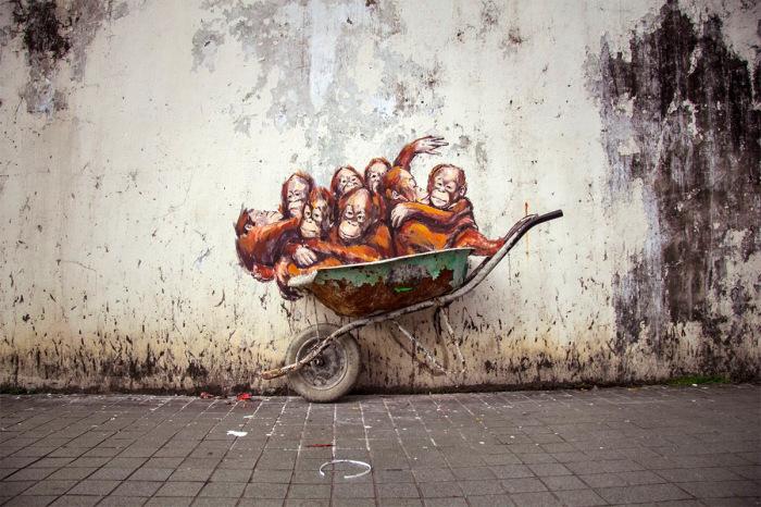Новые работы талантливого польского художника.