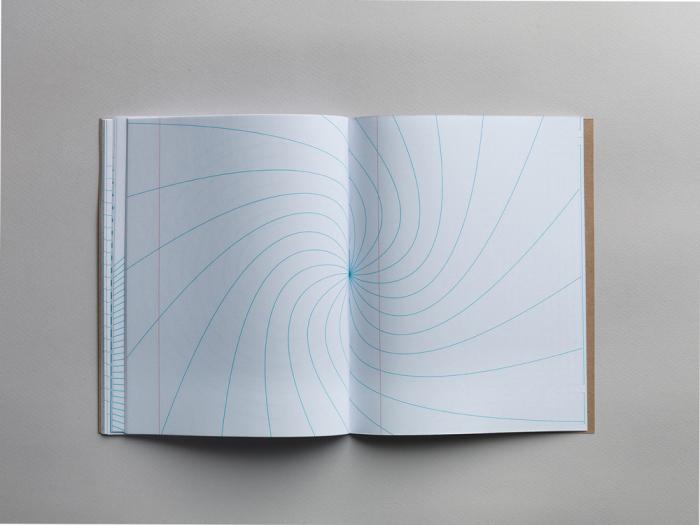 Необычная тетрадь от Marc Thomasset.