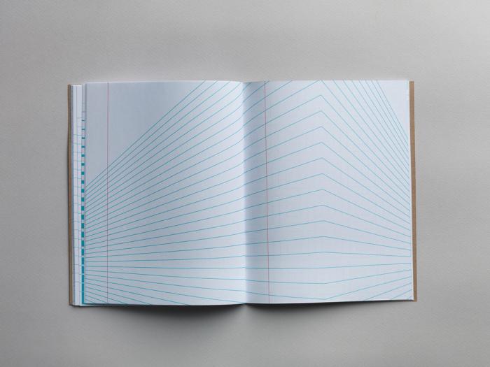 Блокнот с узорами от Marc Thomasset.