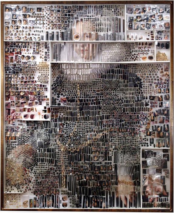 Картины великих художников в интерпретации Майкла Мэйпса (Michael Mapes).