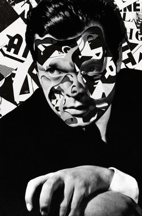 Неожиданные психоделические композиции от Matthieu Bourel.