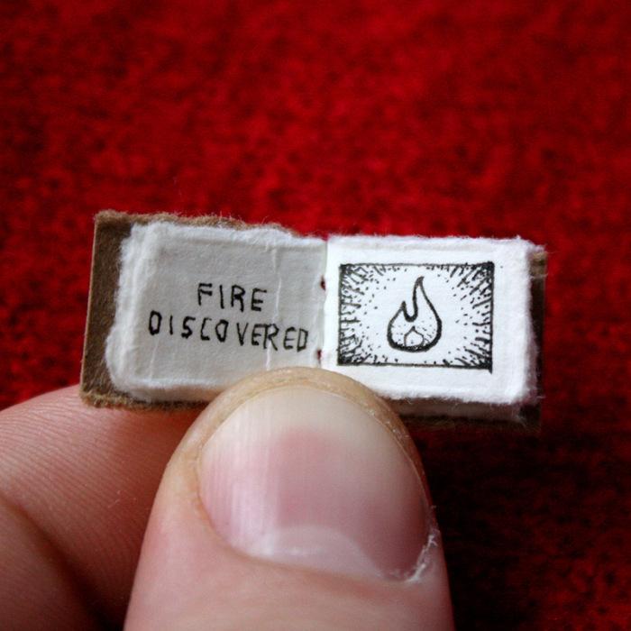 Обнаружение огня.