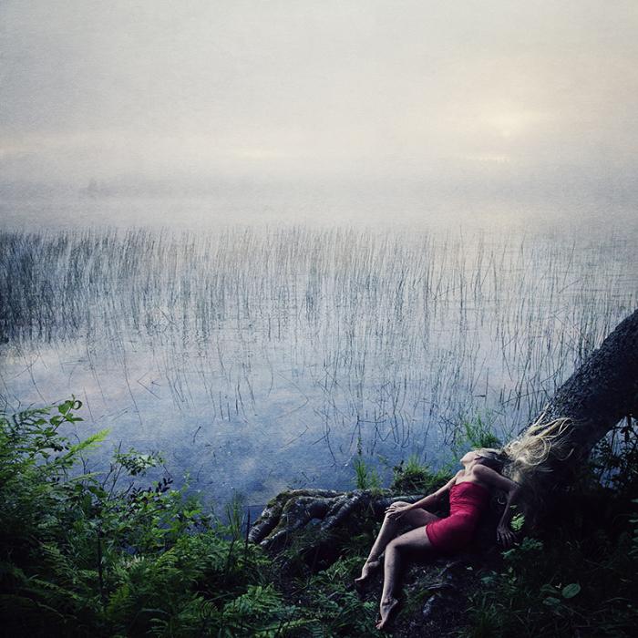 Завораживающие фотоснимки от Kylli Sparre.
