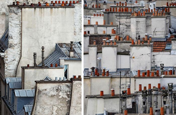 Серия уникальных работ от немецкого фотографа Михаэля Вульфа (Michael Wolf).