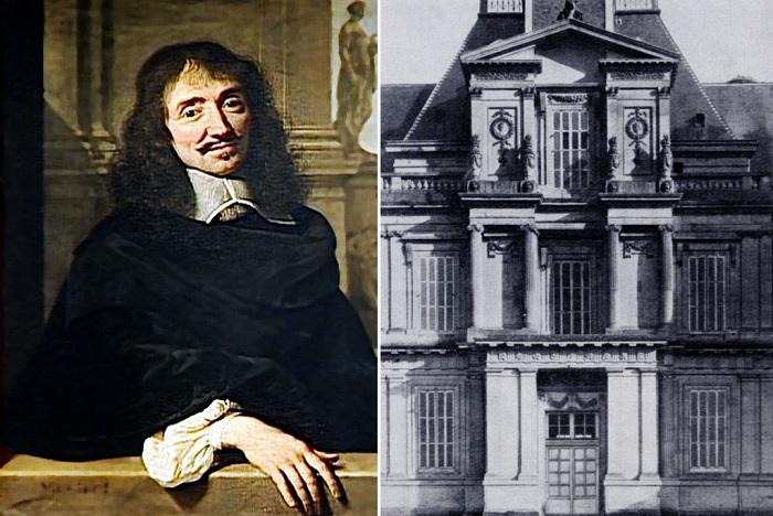 Франсуа Мансар - французский архитектор XVII века.
