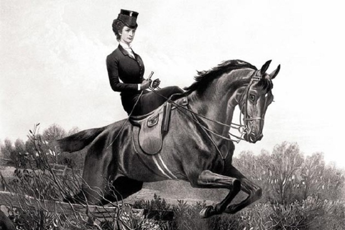 Елизавета Баварская.