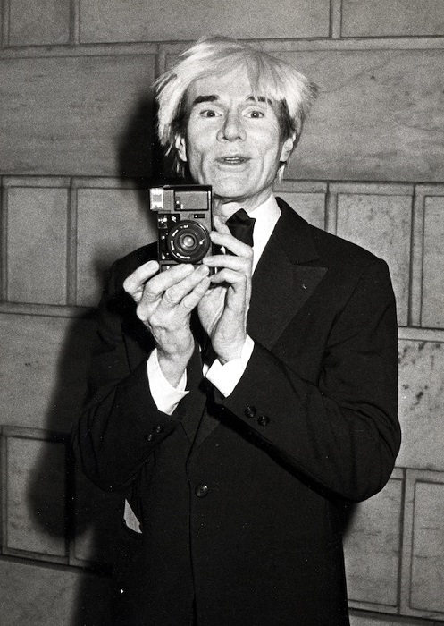Энди Уорхол (Andy Warhol) -<br> значимая персона в поп-арт-движении. | Фото: blogarch.artconnect.com.