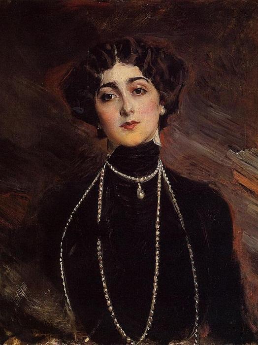 Портрет Лины Кавальери. Джованни Болдини, ок. 1901 г. | Фото: liveinternet.ru.