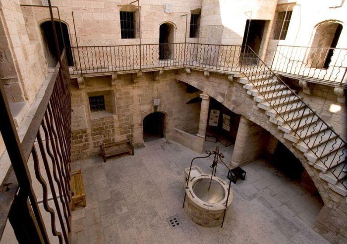 Крепость Иф задумывалась как неприступный бастион.