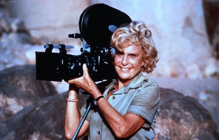 Лени Рифеншталь (Leni Riefenstahl).