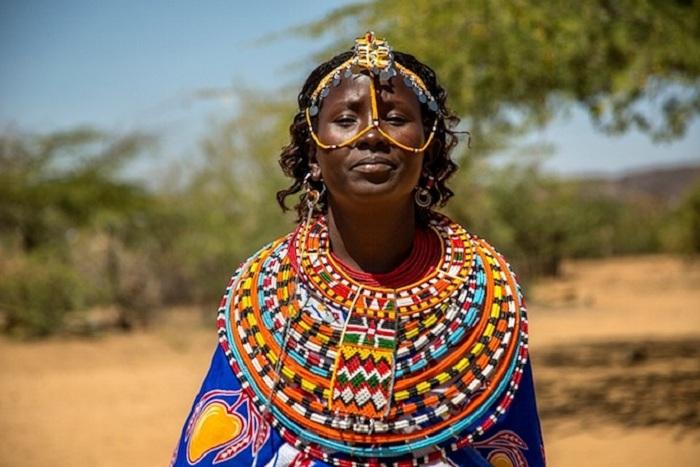 Umodja - деревня, где живут только женщины.