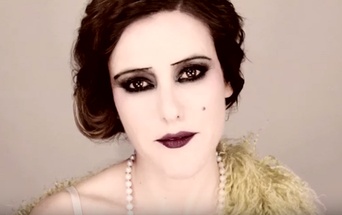 Начало 20 века. Стиль «леди-вамп».