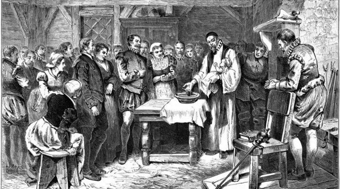 Вирджиния Дэйр - первый английский ребенок, родившийся на американской земле. | Фото: historicmysteries.com.