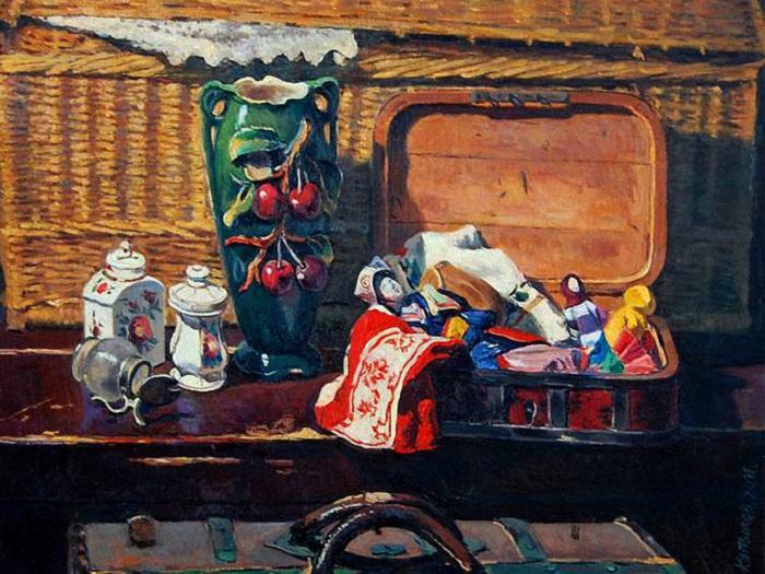 Приданое. В. Копылов.   Фото: img0.liveinternet.ru.