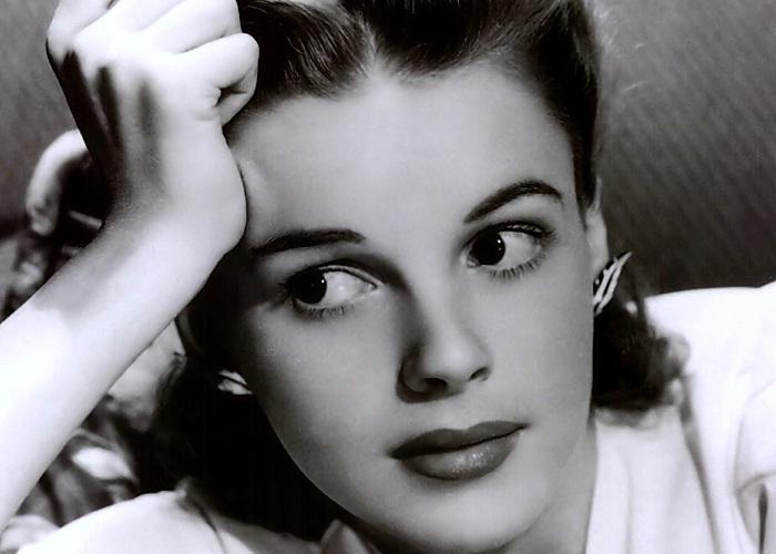 Judy Garland - американская актриса. | Фото: i.artfile.ru.