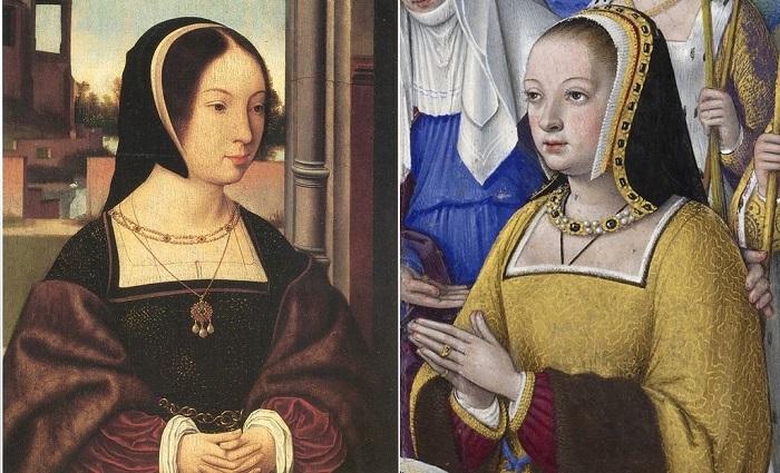 Анна Бретонская - дважды королева Франции.