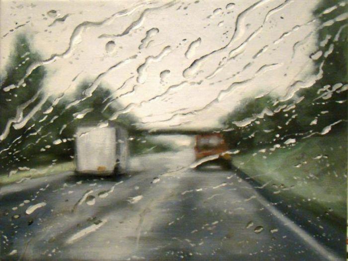 Картина, написанная худжником Francis McCrory.