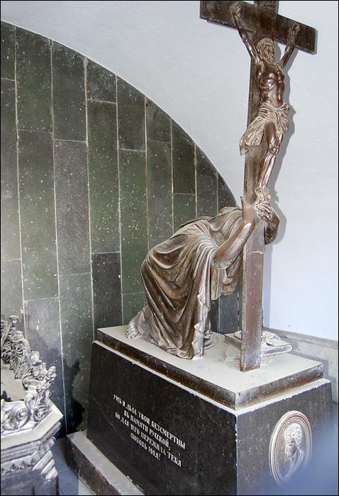 Могила Александра Сергеевича Грибоедова. | Фото: image2.turizm.ru.