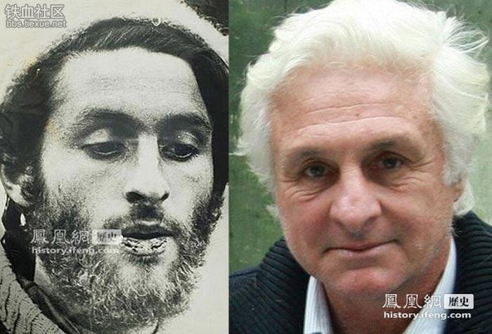 Роберто Канесса (Roberto Canessa) - один из выживших в крушении самолета в 1972 году.