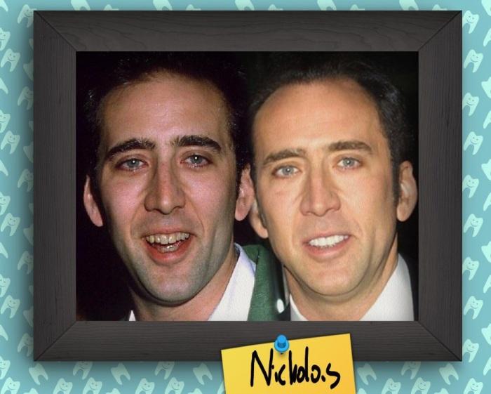 Nicolas Cage - успешный американский актёр, продюсер, режиссёр.