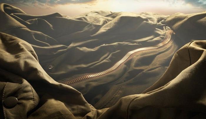 «Бескрайние холмы» от Carl Warner.