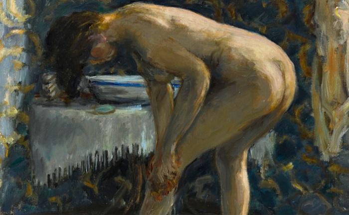 Обнаженная в ванне. Пьер Боннар.