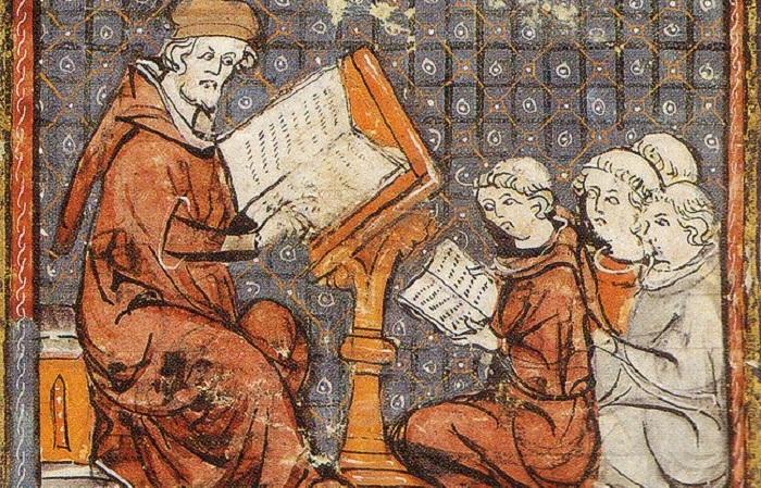 Студенчество в Средневековье. | Фото: johnzada.com.